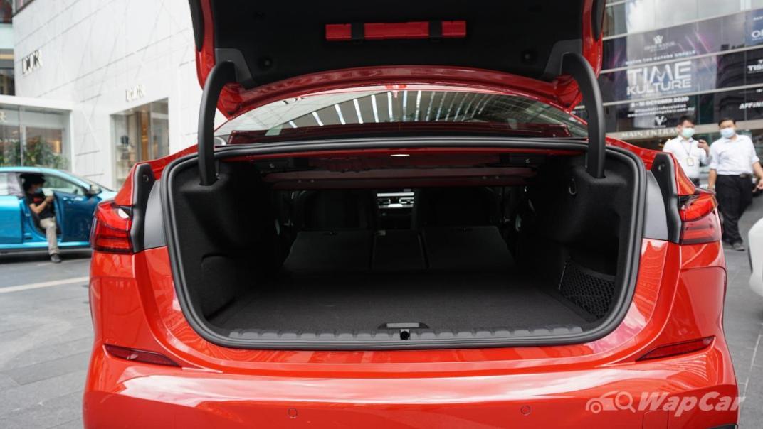 2020 BMW 2 Series 218i Gran Coupe Interior 131