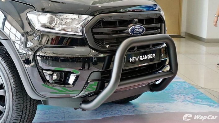 2019 Ford Ranger 2.0L XLT Limited Edition Exterior 006