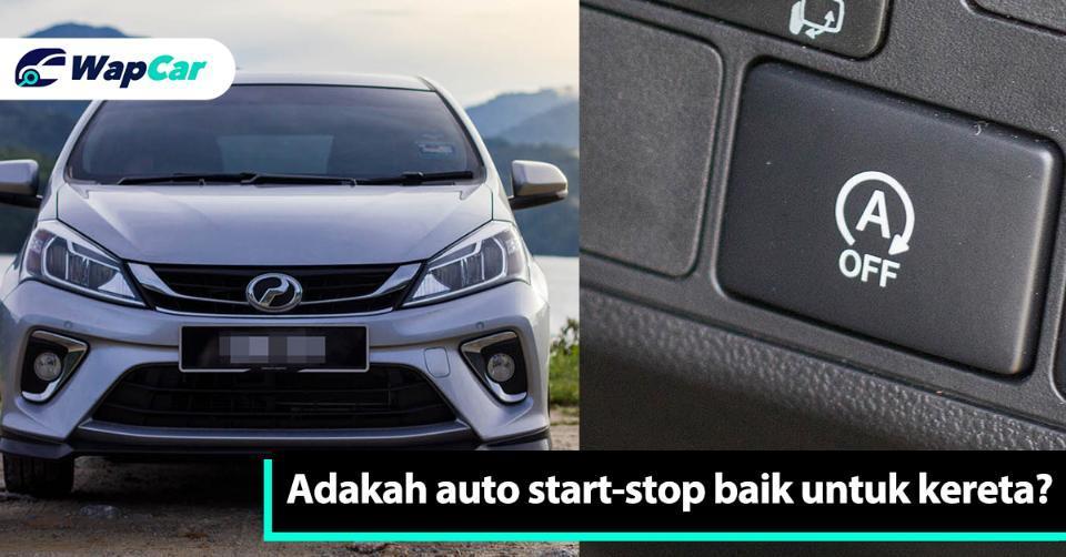 Soalan Lazim: Adakah auto start-stop tidak elok untuk kereta anda? 01