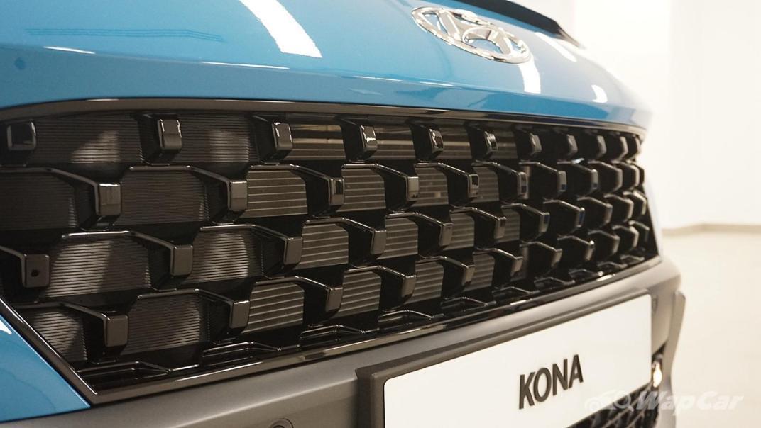2021 Hyundai Kona 2.0 Active Exterior 012