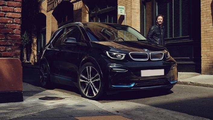 BMW i3s (2019) Exterior 004
