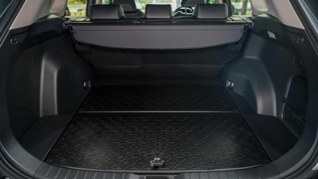 2020 Toyota RAV4 2.5L Interior 027
