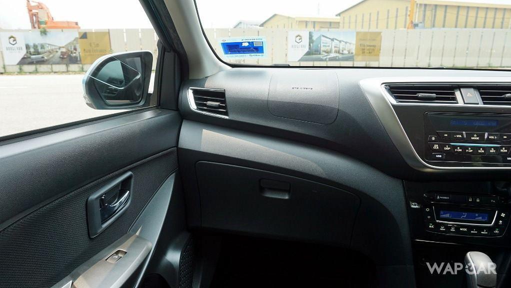 2018 Perodua Myvi 1.3 X AT Interior 003