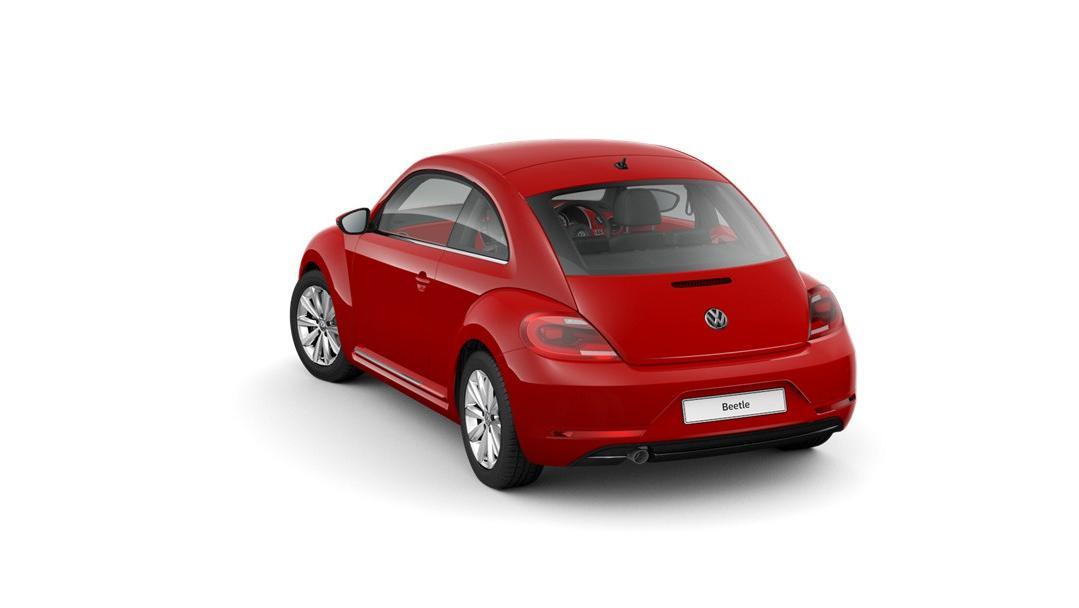 Volkswagen Beetle (2018) Exterior 006