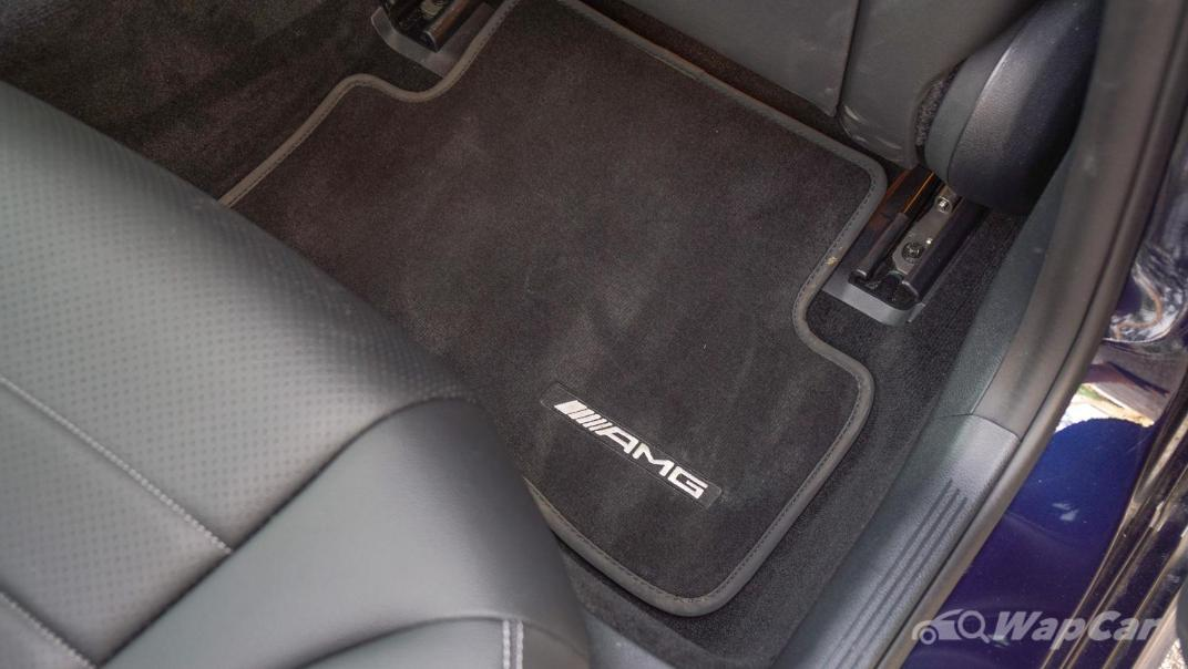 2020 Mercedes-Benz C-Class C 200 AMG Line Interior 050
