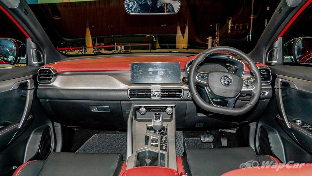 2020 Proton X50 1.5T  Flagship Interior 001