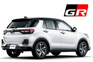 Toyota Raize 'GR Sport' for Indonesia - is this the GearUp kit for the Perodua D55L?