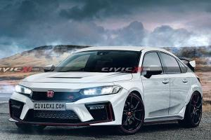 All-new 2023 Honda Civic Type R rendered to rage your need for speed dreams