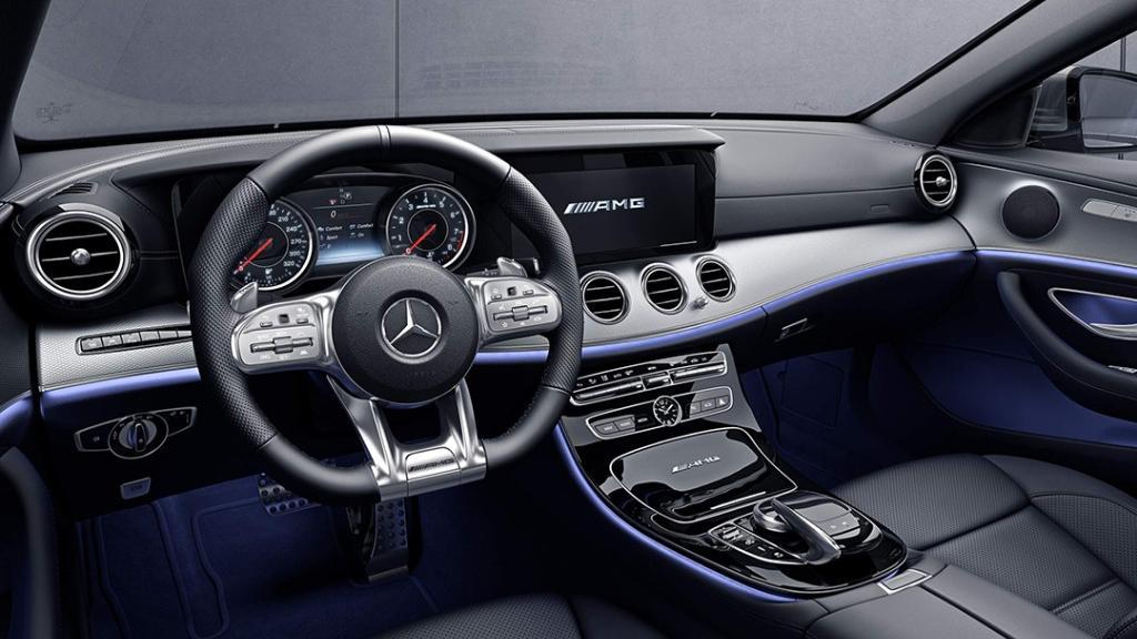 Mercedes-Benz AMG E-Class (2019) Interior 001