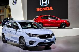 77% of Japanese see the Honda City Hatchback as successor to G1 Civic