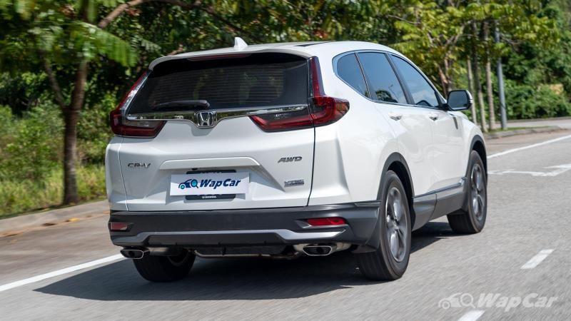 Video: 2021 Honda CR-V 1.5 AWD Review in Malaysia, You Just Can't Say No To One 02