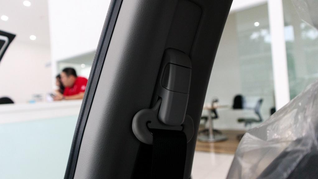 2018 Honda Civic 1.5TC Premium Interior 038