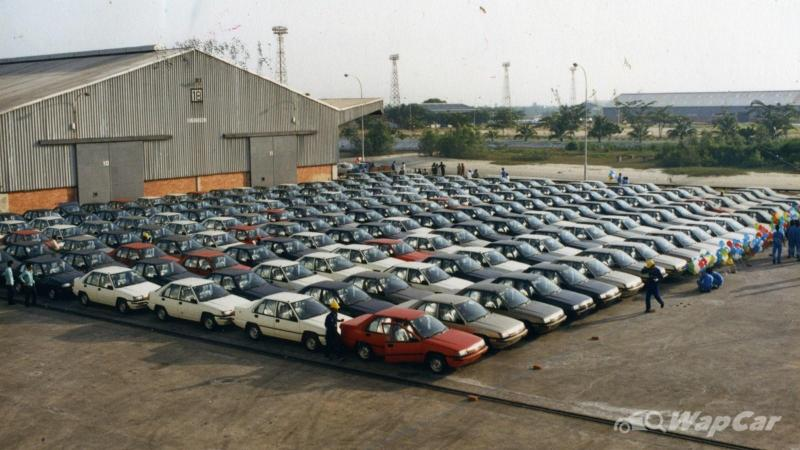 40 years ago China can't even CKD a car, how did they overtake Proton and Perodua? 02