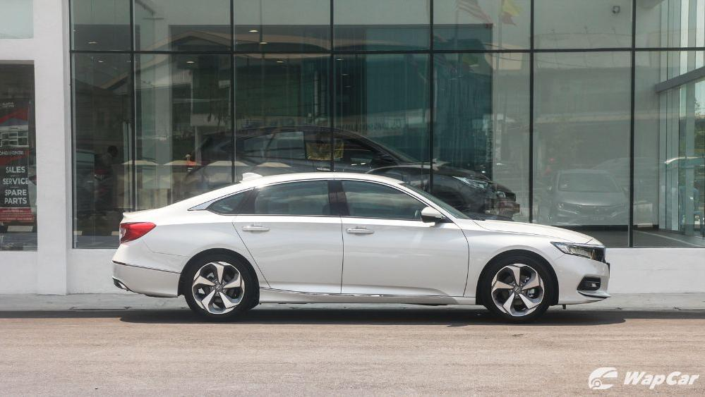 2020 Honda Accord 1.5TC Premium Exterior 004
