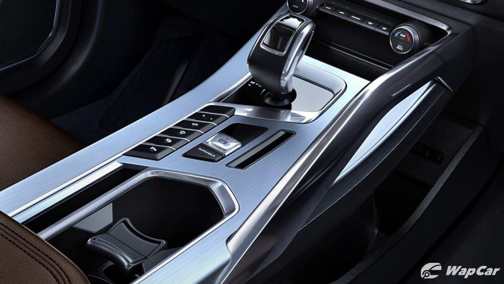 Proton X50 (2020) Interior 061