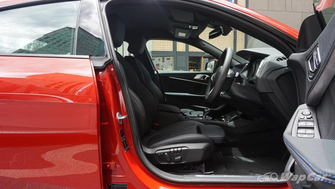 2020 BMW 2 Series 218i Gran Coupe Interior 060