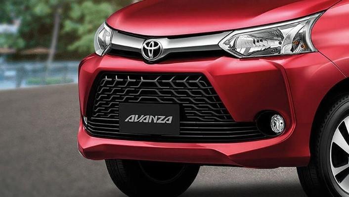 Toyota Avanza (2019) Exterior 002
