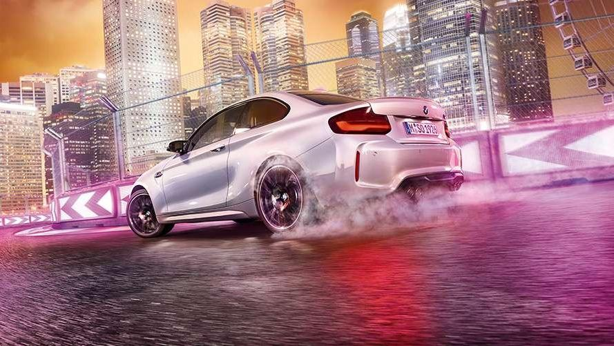 BMW M2 Coupe (2019) Exterior 007