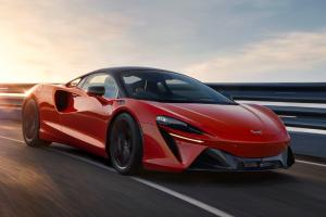 All-new 2021 McLaren Artura revealed; 3.0L V6 hybrid, 680 PS/720 Nm, 8-speed DCT with E-diff