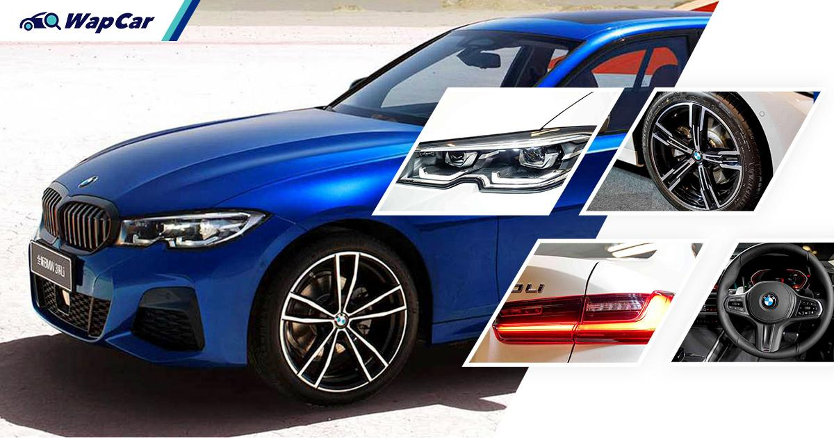 The BMW 330 Li answers a question nobody asked 01