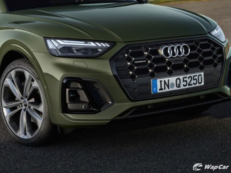 All-new 2020 Audi Q5 facelift - Looking sharper than ever 02