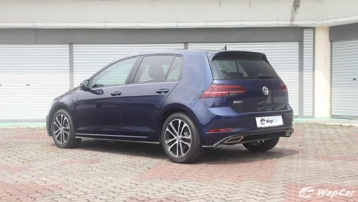 2018 Volkswagen Golf 1.4 TSI R-Line Exterior 007