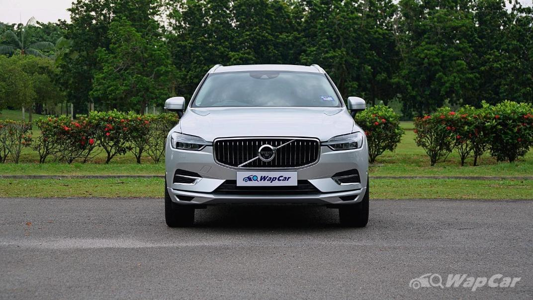 2020 Volvo XC60 T8 Twin Engine Inscription Plus Exterior 002