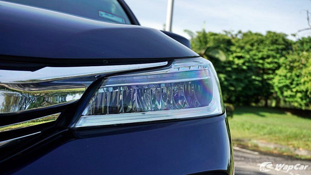 2018 Honda Accord 2.4 VTi-L Advance Exterior 012