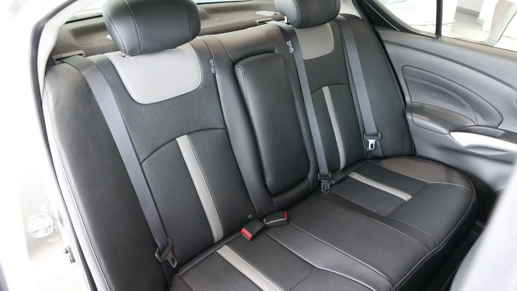 2018 Nissan Almera 1.5L VL AT Interior 029