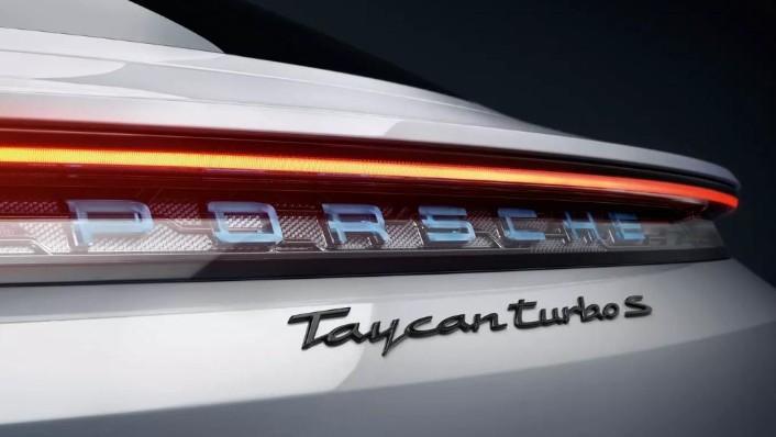 Porsche Taycan(2019) Exterior 009