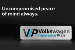 VW Announces VIP – Volkswagen Insurance Plan