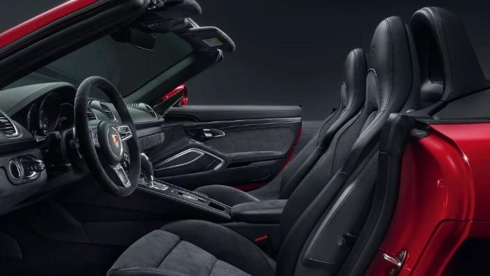 2019 Porsche 718 Boxster GTS Interior 001