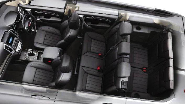 2020 Haval H9 2.0 Premium Interior 007