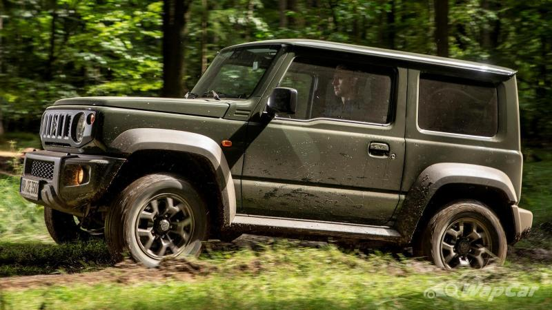 In Aussie, Japan, and Indonesia, a used Suzuki Jimny is more expensive than a brand-new unit 02
