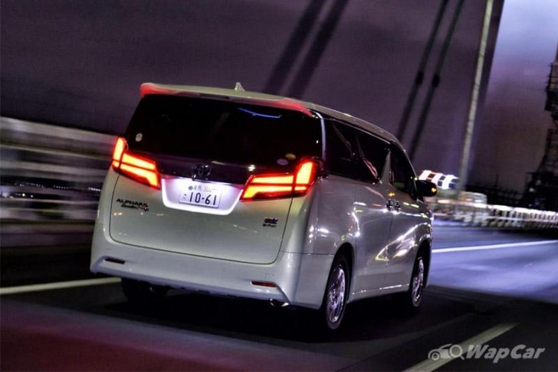 Toyota Alphard kereta paling banyak dicuri di Jepun? Biar betul? 02