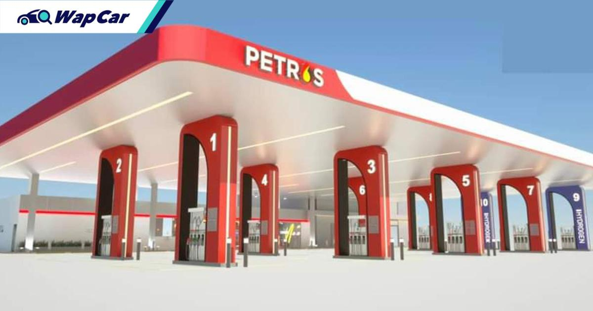 Sarawak to open first multi-fuel station! Refuel petrol, diesel, hydrogen and recharge in one place 01