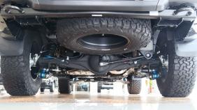 2019 Ford Ranger Raptor 2.0L 4X4 High Rdier Exterior 009
