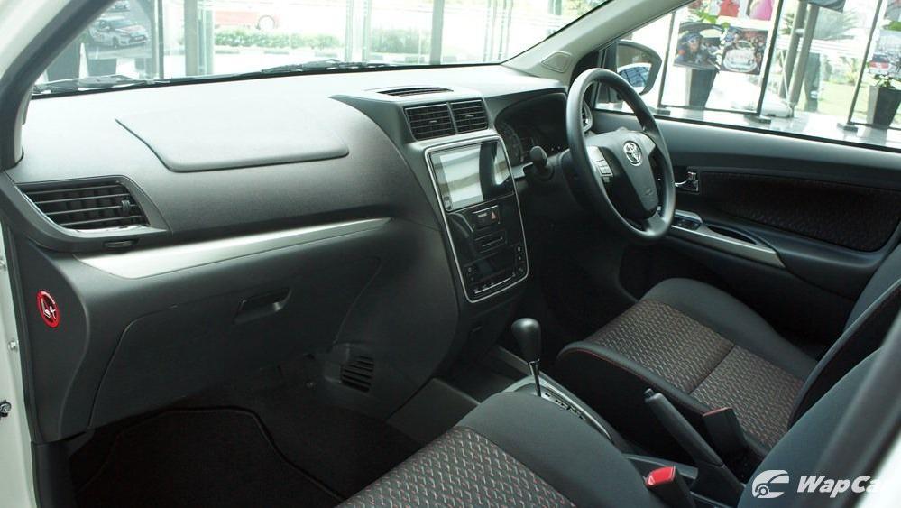 2019 Toyota Avanza 1.5S Interior 003