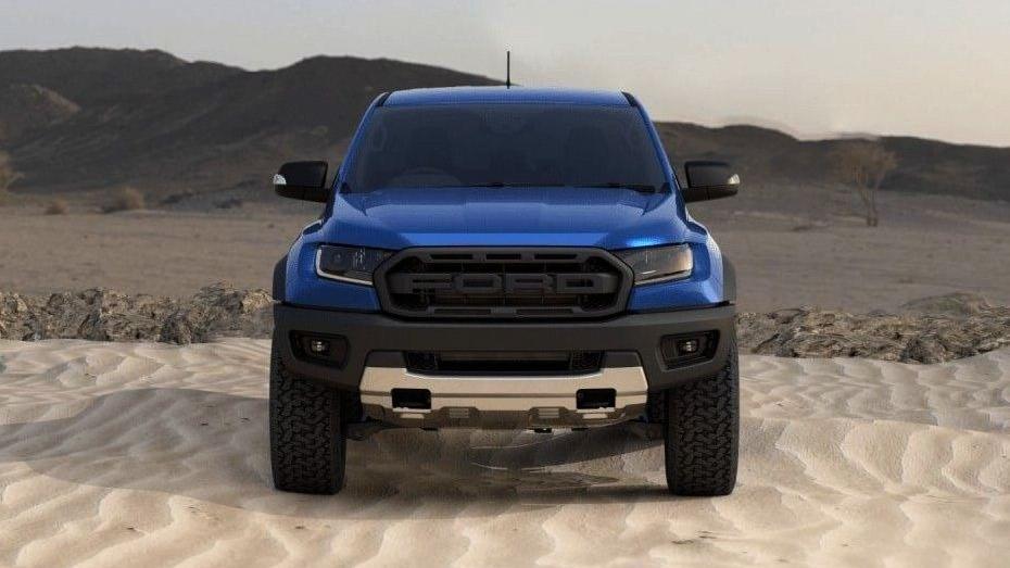 Ford Ranger (2019) Exterior 002