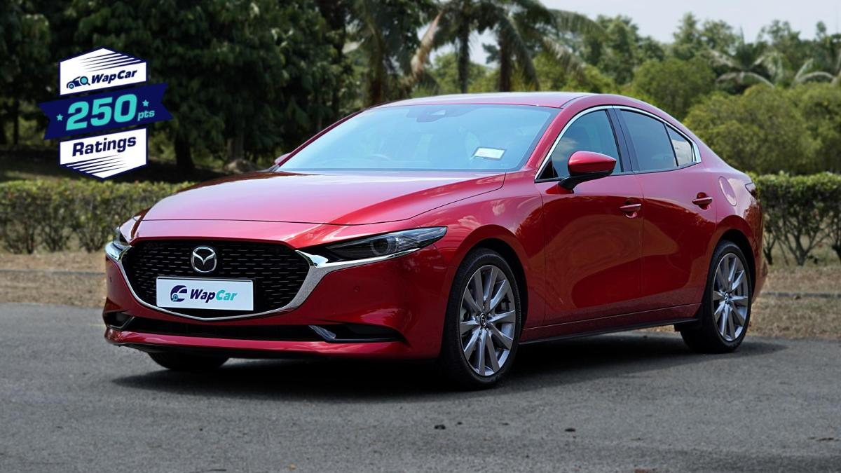 Ratings: 2019 Mazda 3 2.0L Sedan High Plus – Top marks in quality, 174.5 overall 01