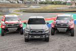 V8-powered Toyota Hilux is ready to challenge 2021 Dakar Rally