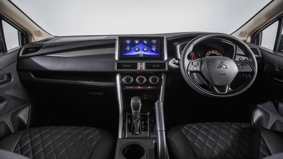 2020 Mitsubishi Xpander 1.5 L Interior 076
