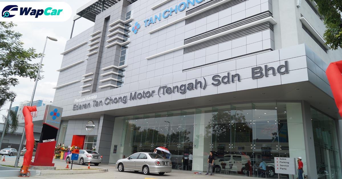 Jimat sehingga RM 18,000 dengan tawaran RMCO untuk kereta Nissan 01