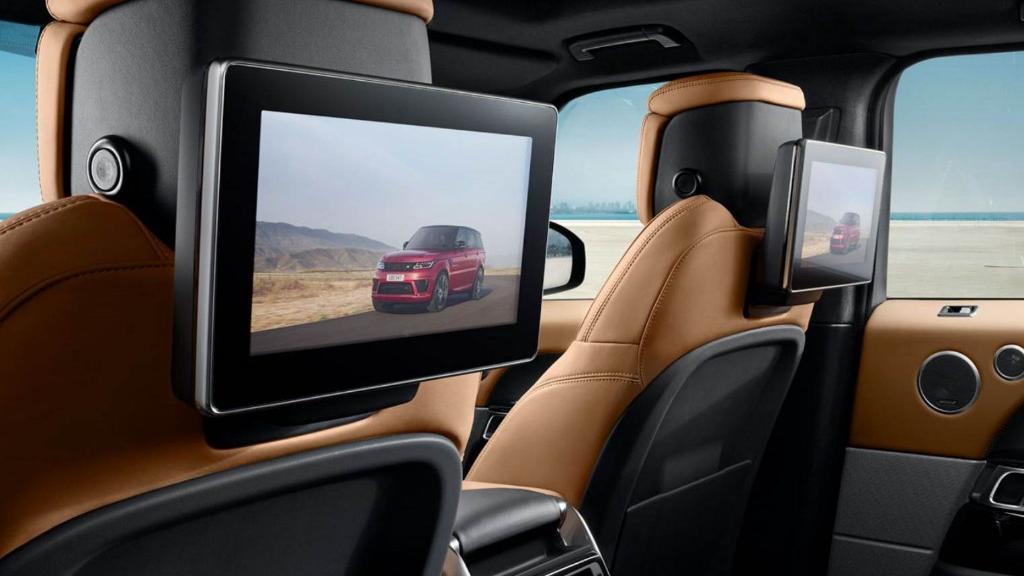 Land Rover Range Rover Sport (2017) Interior 014