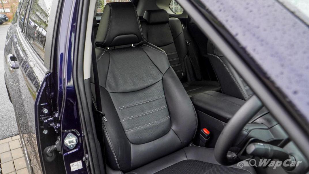 2020 Toyota RAV4 2.5L Interior 145