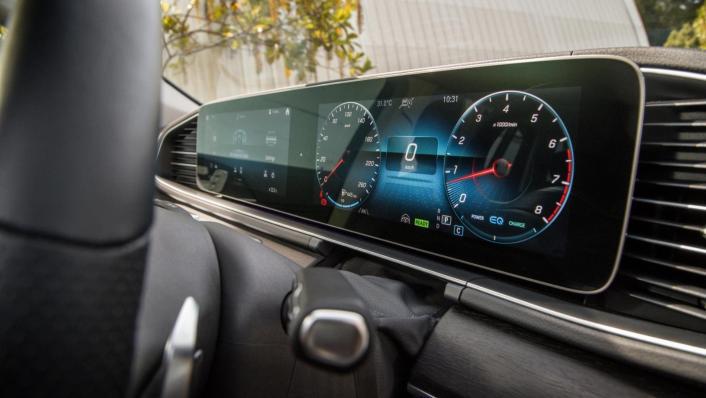 2020 Mercedes-Benz GLS 450 4Matic Interior 004