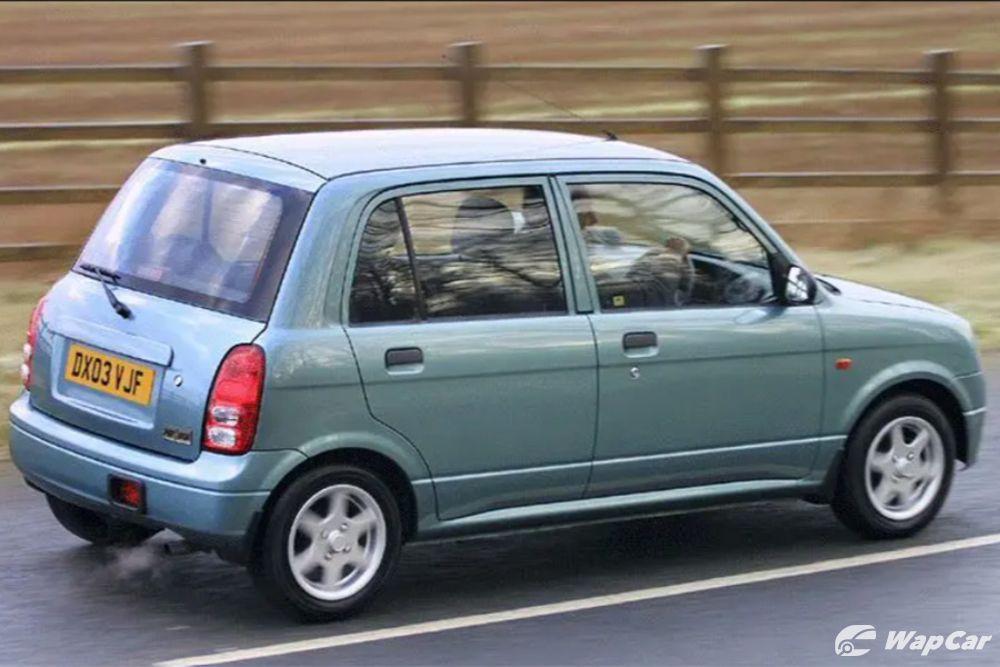 Perodua Kelisa – The modern successor to the Mini 02