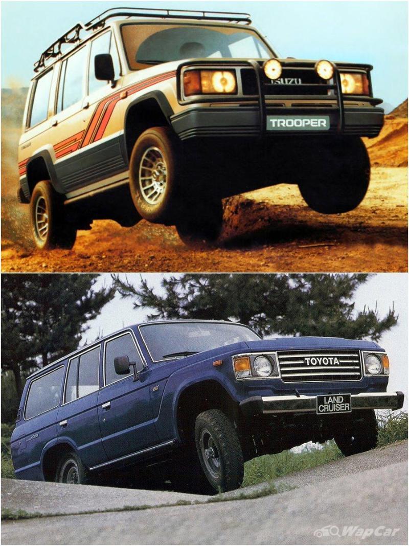 Sejarah Mitsubishi Pajero pertama – dari juara rali Dakar Paris ke sebuah SUV keluarga 02