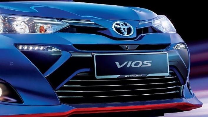 Toyota Vios (2019) Exterior 003