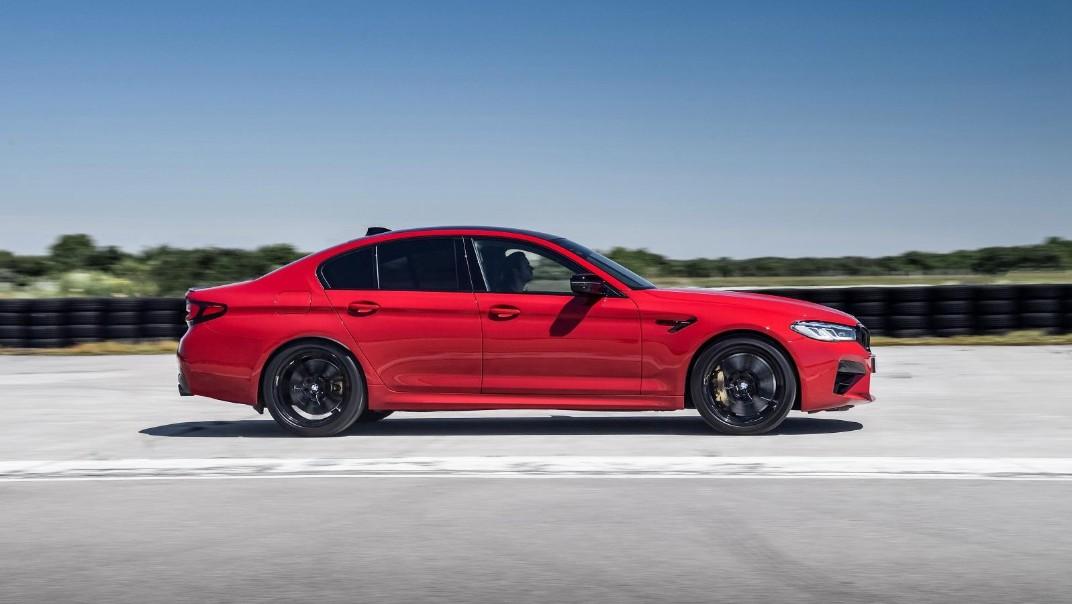 2020 BMW M5 Exterior 064